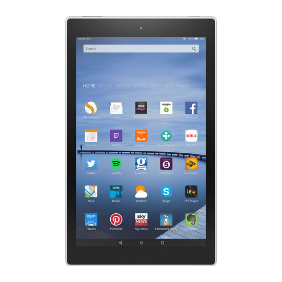 "Amazon Fire HD 10"" 16GB"