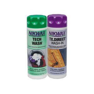 Photo of Nikwax Tech Wash/TX Direct Camping and Travel