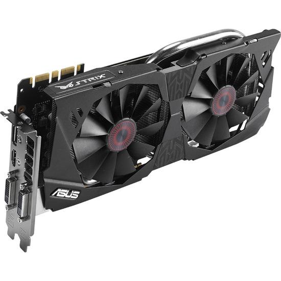 STRIX GeForce GTX 970 Graphics Card