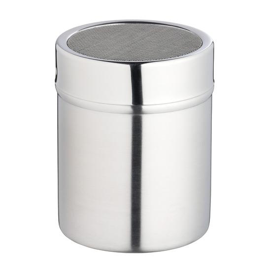 Fine Mesh Shaker - Stainless Steel