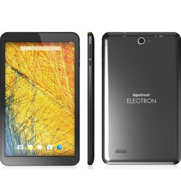 "HIPSTREET Electron 8"" Tablet - 8 GB, Black Reviews"
