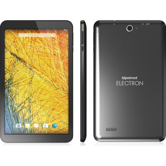 "HIPSTREET Electron 8"" Tablet - 8 GB, Black"