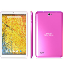 """HIPSTREET Electron 8"""" Tablet - 8 GB, Pink Reviews"""