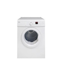 Amica ADV7CLCW 7kg Freestanding Vented Tumble Dryer White Reviews