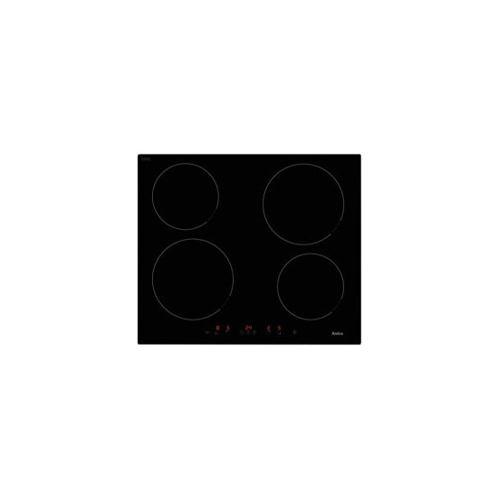 Amica PI6540TU 60cm Touch Control Induction Hob Black