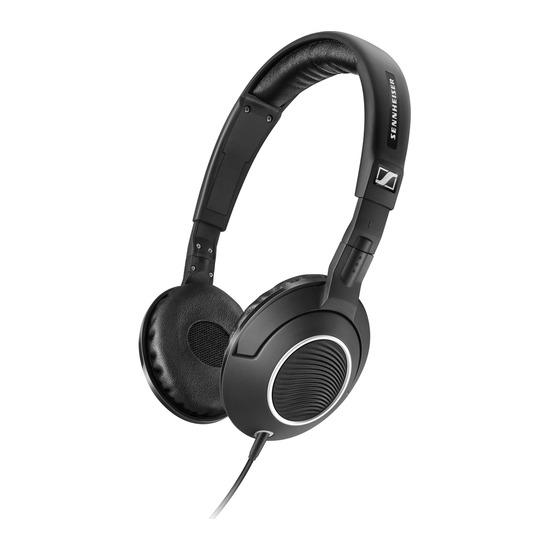 Sennheiser HD 231i Headphones - Black