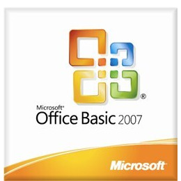 Microsoft Office Basic 2007 with Office Pro Trial