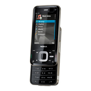 Photo of Nokia N81 Mobile Phone