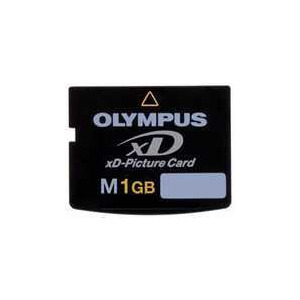 Photo of PNY 1 GB XD CARD Memory Card