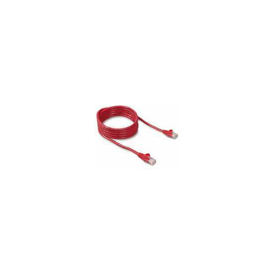 Belkin 5m Red Snaggle