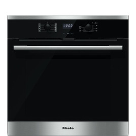 Miele H2561BP Electric Single Oven Steel Reviews