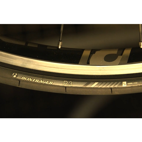 Bontrager R3 tubeless-ready tyres