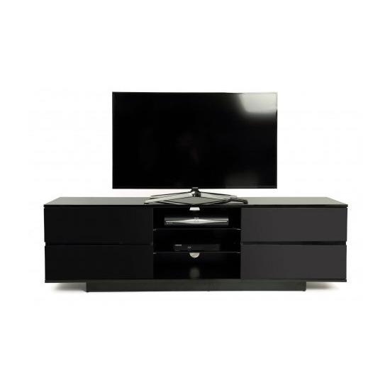 MDA Avitus Black TV Cabinet