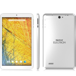 """HIPSTREET Electron 8"""" Tablet - 8 GB, White Reviews"""