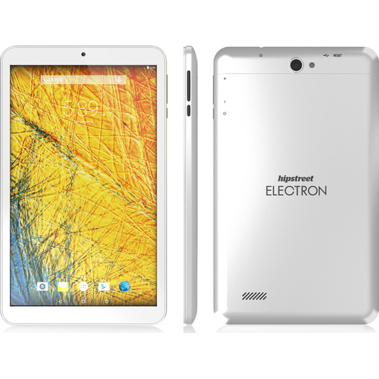 "HIPSTREET Electron 8"" Tablet - 8 GB, White"