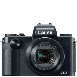 Canon PowerShot G5 X Reviews