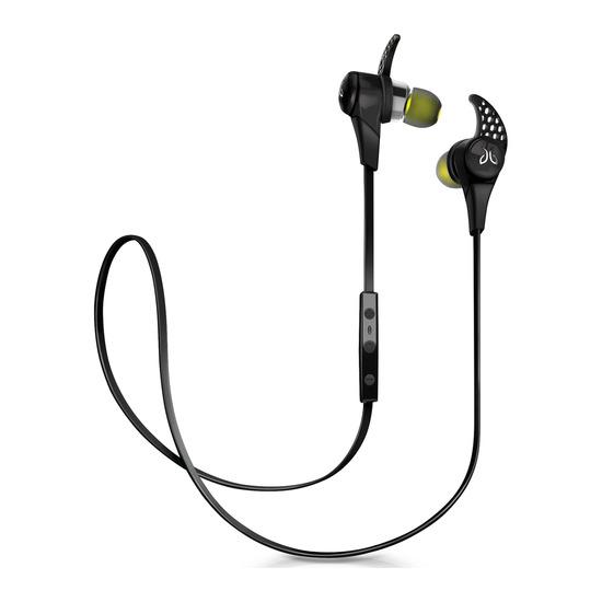 Bluebuds X BBX1MB Wireless Bluetooth Headphones - Black