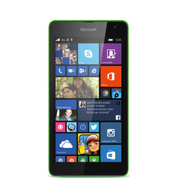 Microsoft Lumia 535 Green