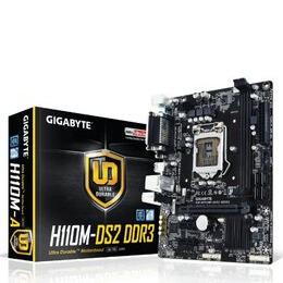 Gigabyte GA-H110M-DS2 DDR3 Socket 1151 VGA 7.1 Channel Audio mATX Motherboard Reviews