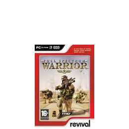 Full Spectrum Warrior PC Reviews