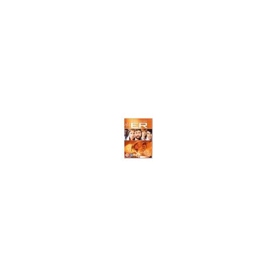 E.R. - The Complete Tenth Season DVD Video