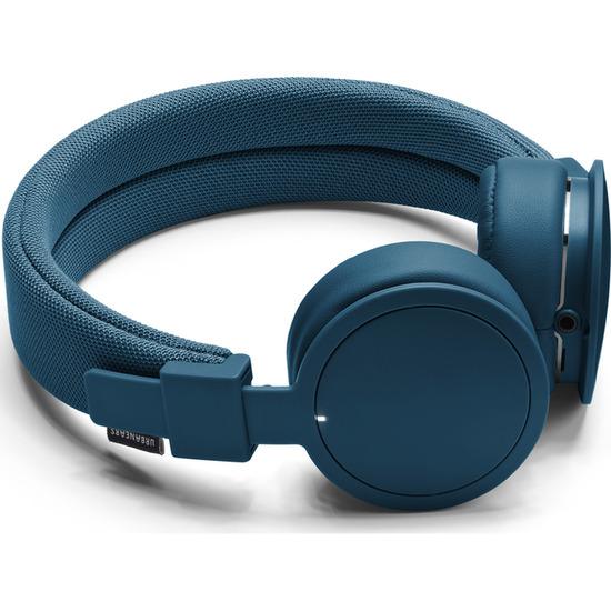 Plattan ADV Wireless Bluetooth Headphones - Indigo