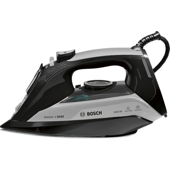 TDA5072GB Steam Iron - Black & Grey