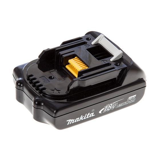 Makita BL1815N 18 Volt 1.5Ah Lithium-Ion Battery