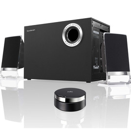 Sandstrom SSP21BT15 2.1 Wireless PC Speakers Reviews