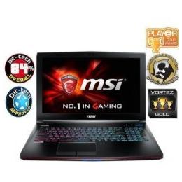 MSI GE62 2QD Reviews