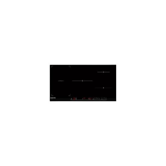 De Dietrich DTI1177X Black glass 4 zone induction hob