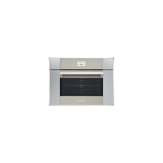 De Dietrich DOM1195GX Grey Compact combination microwave oven