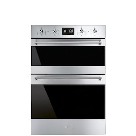 SMEG DOSF6390X Electric Double Oven - Stainless Steel Reviews
