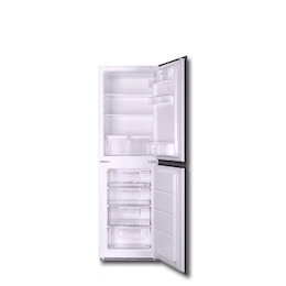 SMEG UKC3170P Built Integrated frost safe fridge freezer Reviews