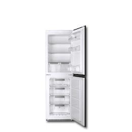 Smeg UKC7172NP Built in Integrated frost safe fridge freezer Reviews