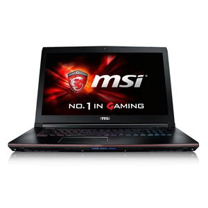Photo of MSI GE72 6QF Laptop