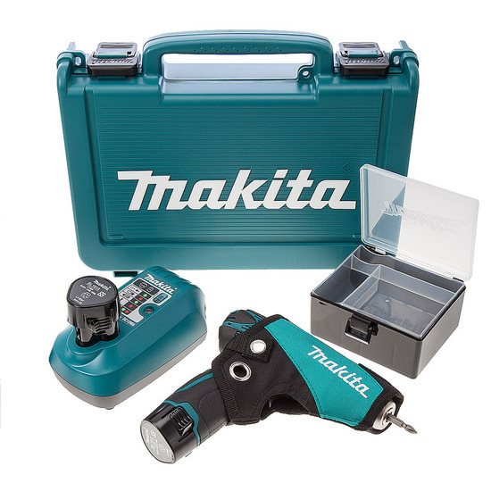 Makita DF330DWE 10.8V Li-ion Cordless Drill Driver (2 x 1.3Ah Li-ion Batteries