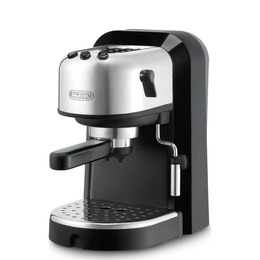 De Longhi EC271 Espresso Pump Coffee Machine - Black & Silver Reviews