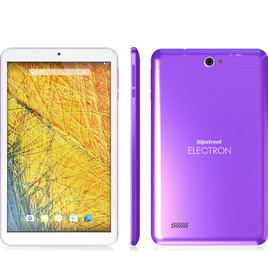 """HIPSTREET Electron 8"""" Tablet - 8 GB, Purple Reviews"""