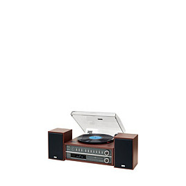 Teac MC-D800 Cherry All One Turnatable Speaker System w/ Bluetooth Reviews