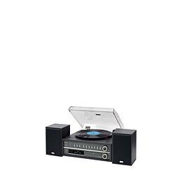 Teac MC-D800 All One Turnatable Speaker System w/ Bluetooth Reviews