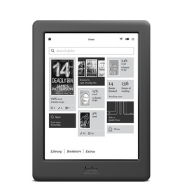 Glo HD eReader - Black