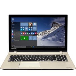 """Satellite P50-C-18J 15.6"""" Laptop - Brushed Metal Reviews"""