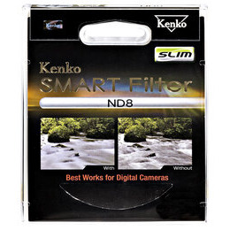 Kenko 40.5mm MC ND8 Smart Filter Reviews