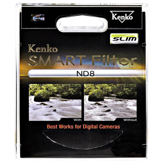 Kenko 77mm MC ND8 Smart Filter