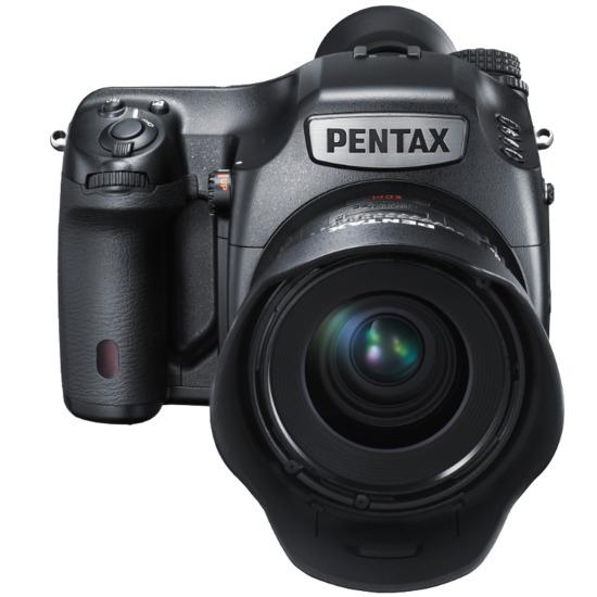 Pentax 645Z Camera with 55mm f2.8 AL [IF] SDM AW Lens