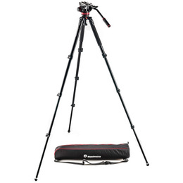 Manfrotto MVK502AQ 502 Aluminum Single Leg Video System Reviews