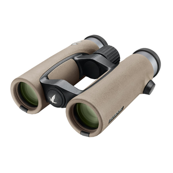 Swarovski EL 10x32 WB Binoculars - 2015 Model - Sand Brown