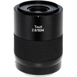 Zeiss Touit F2.8 50mm E-Mount - Sony Reviews