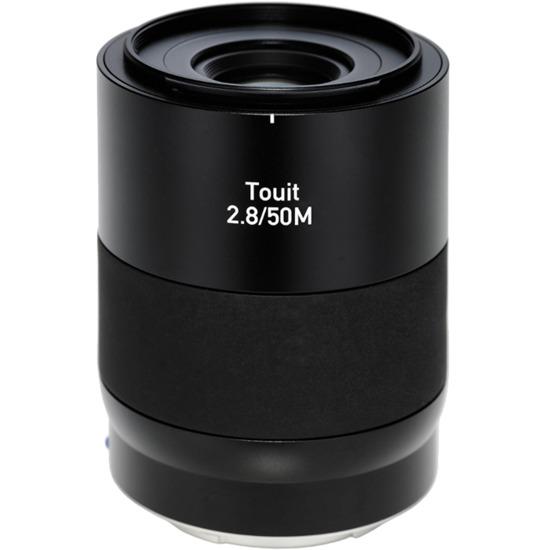 Zeiss Touit F2.8 50mm E-Mount - Sony